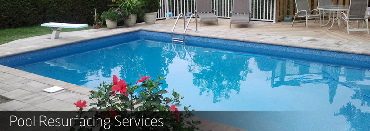Pool Resurfacing Services